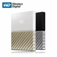 Original WD My Passport Ultra 1TB 2TB 4TB 5TB External Hard Drive USB 3.0 HDD Encryption Harddisk Storage Device