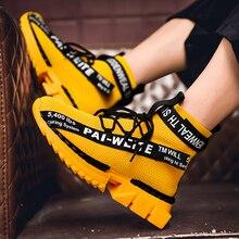 Men Casual Shoes Summer Fashion Sneaker
