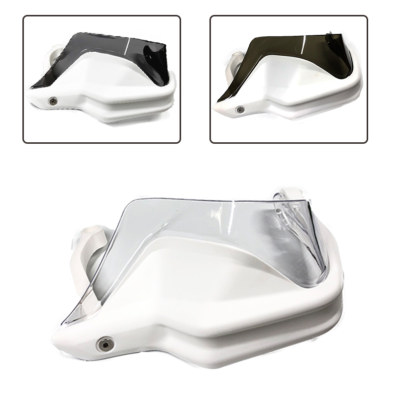 Image 4 - R1250GS Handguard Hand shield Brake Clutch Levers Protector Windshield fits For BMW R1250 GS R 1250 GS Adventure ADV 2018 2019Covers & Ornamental Mouldings   -