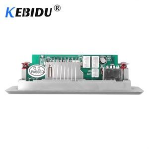 Image 2 - Kebidu 5 12 V Bluetooth5.0 MP3 Bộ Giải Mã Mô đun Không Dây MP3 Cầu Thủ Đèn LED Xe Hơi Ô Tô Phụ Kiện Hỗ Trợ Khe Cắm Thẻ Nhớ TF USB FM + Điều Khiển Từ Xa