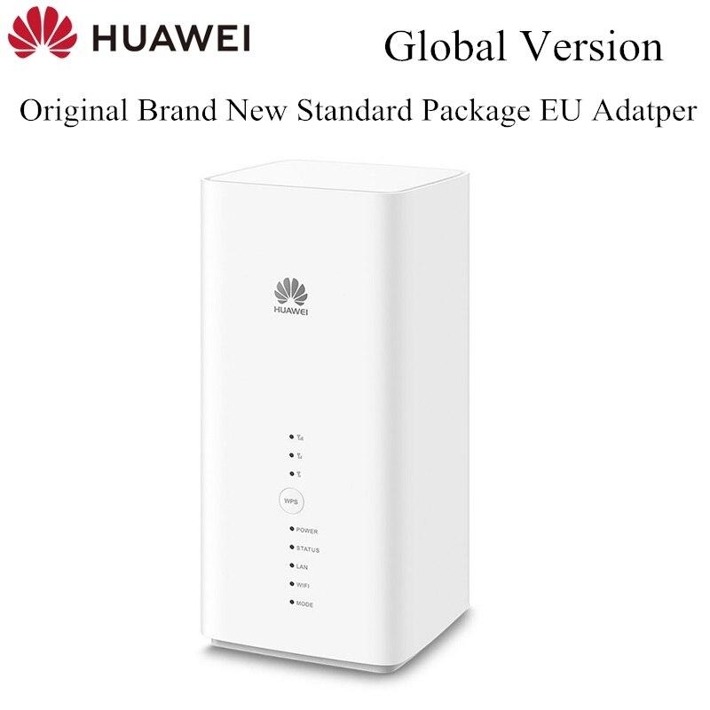 Desbloqueado huawei 4g roteador B818-263 versão global cat19 até 1.6gbps huawei lte cpe wifi 2.4g 5g roteador com slot para cartão sim