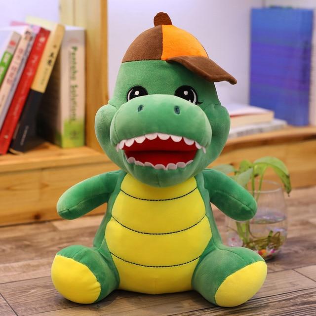 25/40/50/70cm Animals Dinosaur Plush Toy Dolls for Kids Lovely Draogon Stuffed Doll Children Kids Baby Toys Boy Birthday Gift