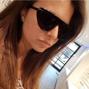 Women's Sunglasses Trend-Products Designer Brand Plastic Adult