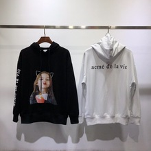 Korea Brand Acme De La Vie ADLV Hoodies Women Men Stranger Things Child Sweatshirt Best Quality Vetements Hoodie Pullover