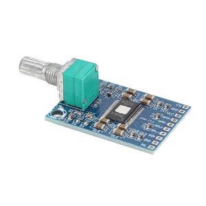 Image 5 - 50Wx2 TPA3116D2 микросхема, цифровой усилитель мощности, плата, HD звуковой модуль, стерео усилитель динамика