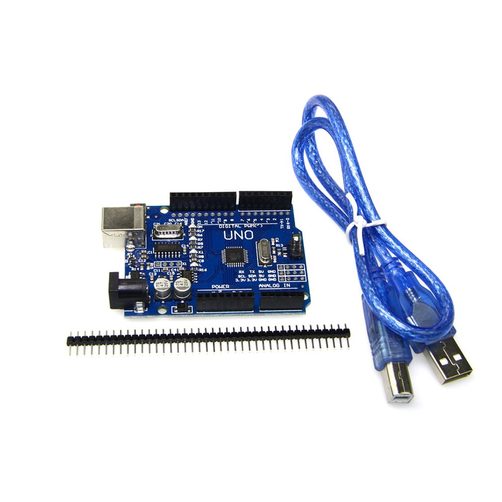 Durable UNO R3 ATmega328P For Arduino With USB Cable Durable Development Board Professional Integrated Circuits
