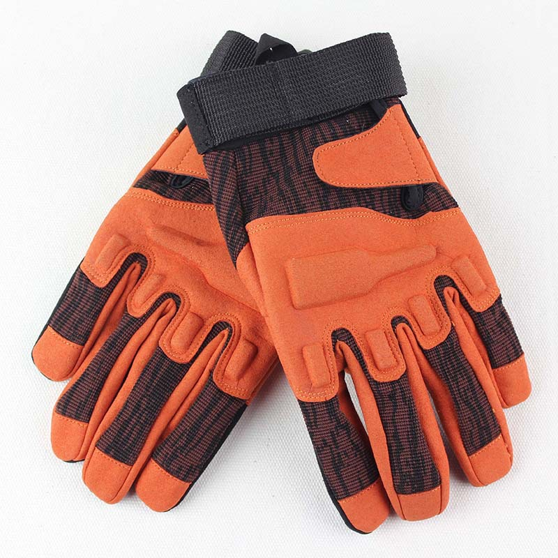 All-finger Tactical Gloves For Fitness Anti-skid And Speed Drop In Bicycle Cycling