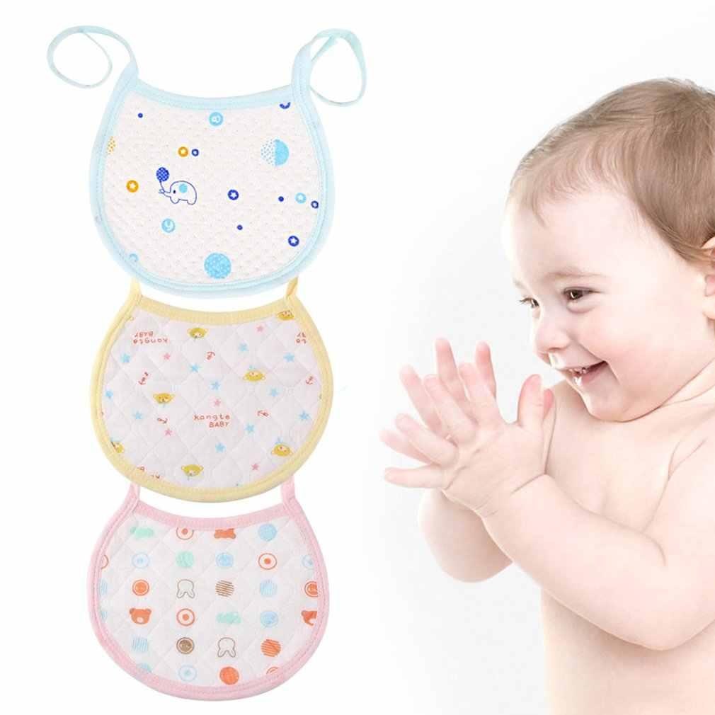 OUTAD 1PCS Newborn Baby Bibs Feeding Bib Baberos Comfortable Cotton Bibs For Kids Girls Boys Care Baby Clothing Saliva Towel