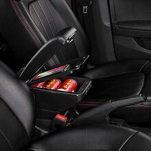 Für Chevrolet Onix Armlehne Box Auto Zentralen Lagerung Cavalier Box tasse halter aschenbecher usb schnittstelle innen auto styling accesso