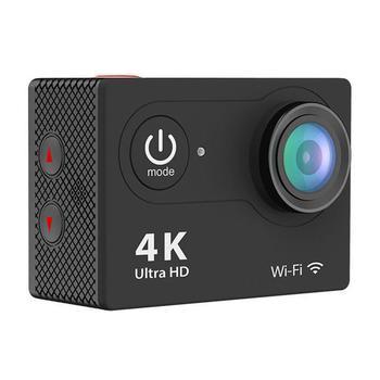 Ультра HD 1080P 4K экшн-камера WiFi 2,0 дюймов ЖК-экран 170 градусов объектив водонепроницаемая Спортивная камера