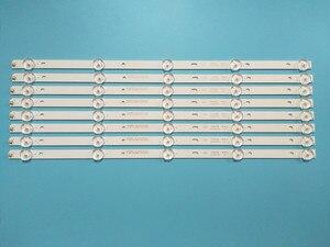 Image 1 - Nieuwe 8 Stks/partij 5LED(3V) 415Mm Led Backlight Strip Voor 43PFF5459 42PUF6052 K420WD7 4708 K420WD A3213K01 K420WDB TH 43C500C
