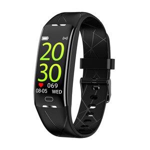 Image 2 - Eyefun smart watch es smartband דם לחץ smart watch דם לחץ חמצן קצב לב smart watch es אנדרואיד שעון 0.96 ips