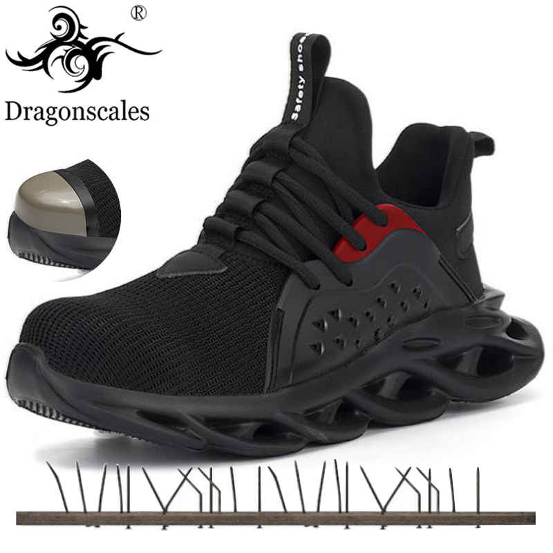 Dropshipping Men Indestructible Shoes