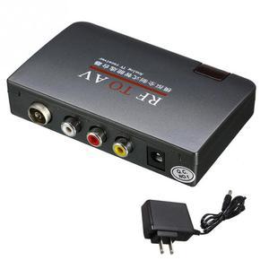 Image 3 - TV Receiver Easy Operation Analog Modulator Home Use Converter RF To AV Stable Signal High Efficiency  Satellite TV Receiver