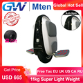 2020 Gotway Mten3 84V 10inch Mini electric unicycle with Anti-Spin 800W motor Allow aircraft check-in