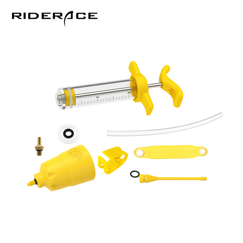 Bicycle Brake Bleed Kit Funnel Oil Stopper For Shimano Bike Hydraulic Disc Oil Brakes Tools Cycling Repair Tool Set Parts RR7468