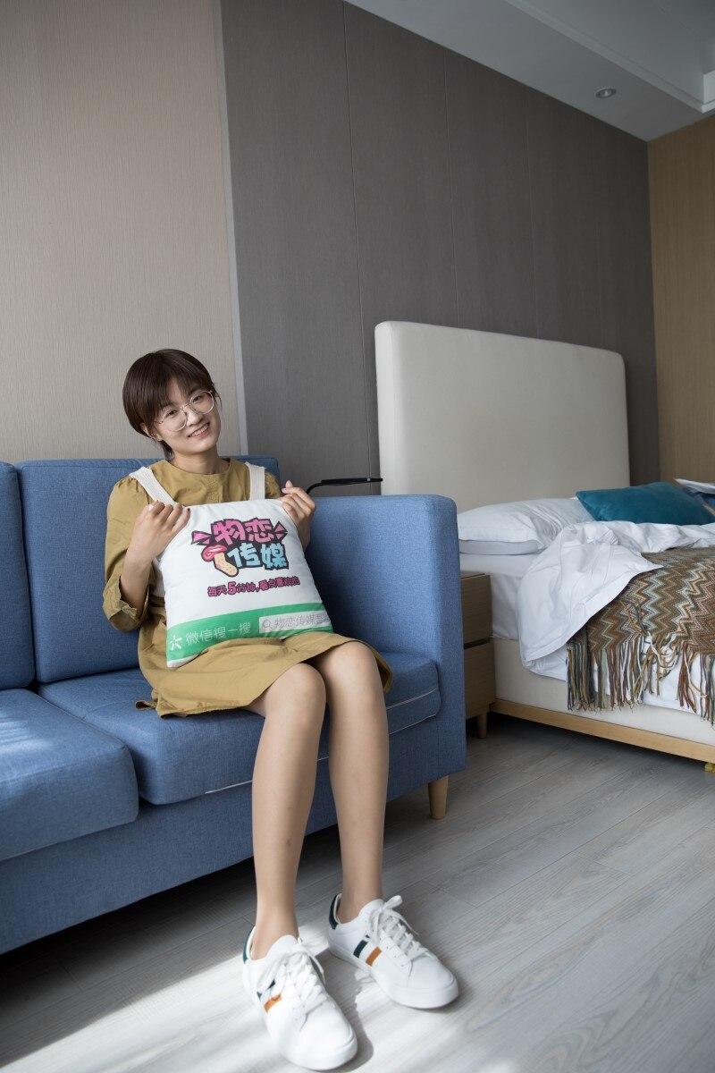 物恋传媒 No.336 嘉嘉-完美新世界(帆布鞋、纯白船袜、肉丝) [198P/1V/4.58G]插图