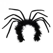 Funny Spider Party Headwear Headband Decorative Kids Daily Cute Hair Halloween Cloth Accessories 2019 New