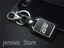 עבור BMW GS F750GS F 750 F750 GS F 750GS 2010 2020 אופנוע מפתח טבעת עור עבור מגניב מעשי אביזרי אופנוע