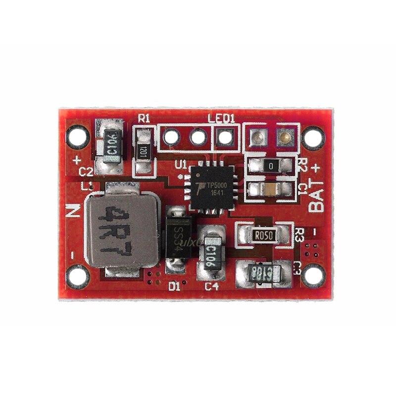 TP5000 3.6V 4.2V Charger Module 3.7V Lithium 3.2V LiFePO4 Battery Charging Board