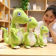 Cute Cartoon Dinosaur Soft Plush Toys Stuffed Animal Small Doll Children Toy Kids Birthday Gifts