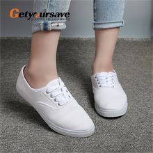 Getyoursave/Демисезонная женская повседневная обувь на плоской