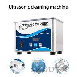 Domowe urządzenie do czyszczenia ultradźwiękowego okularów/biżuterii/protez/zraszaczy/wkładów/środków czyszczących płyty głównej