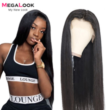 Lace Front Human Hair Wigs Pre Plucked Transparent Lace Wigs hd Lace Frontal Wig Straight Lace Front Wig Brazilian Hair Wigs
