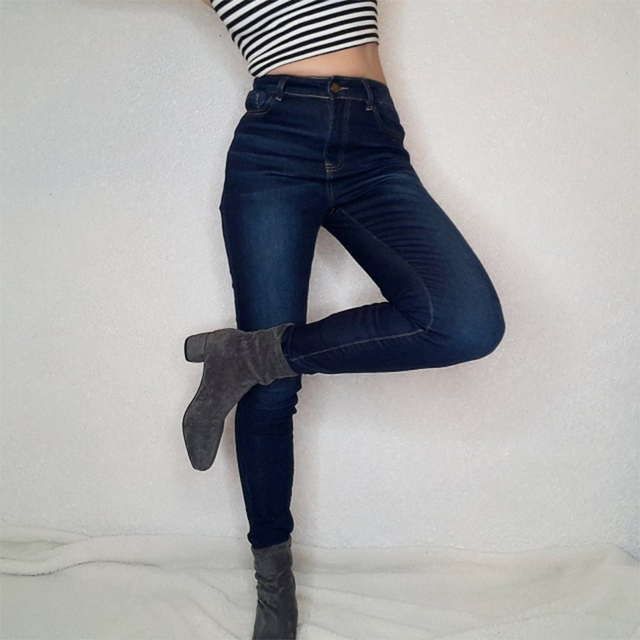 jean jeans for women with high waist pants for women plus up large size skinny jeans woman 5xl denim modis streetwear 1