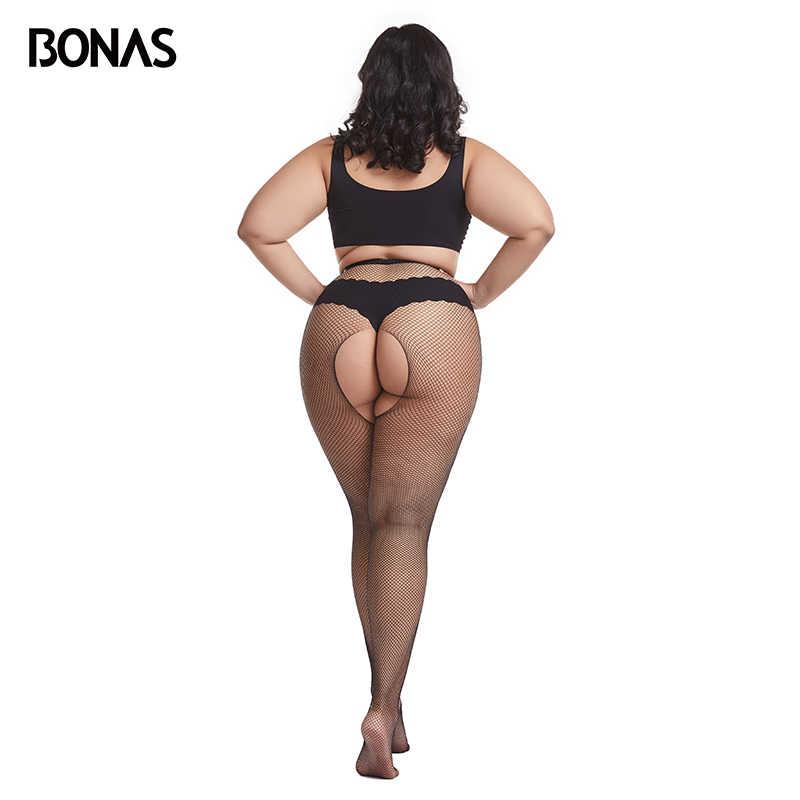 6 Pasang Celana Ketat untuk Wanita Seksi Celana Ketat Terbuka Selangkangan Mesh Jala Pantyhose Nilon Klub Hollow Wanita Stoking Fashion Jaring Transparan