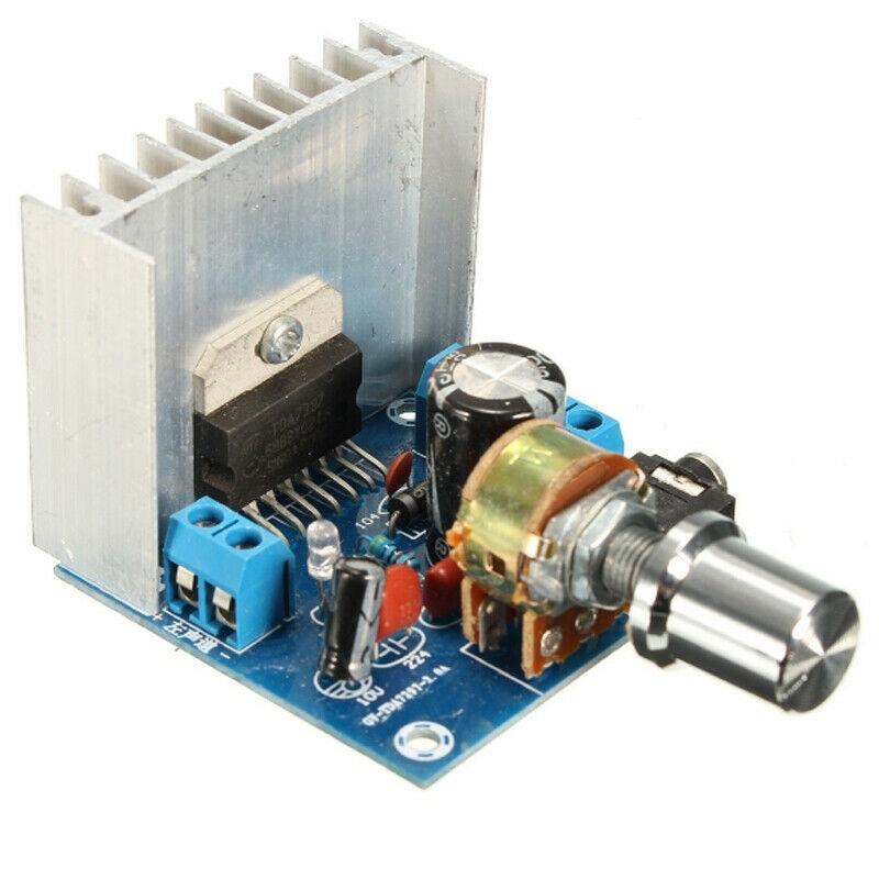 TDA7297 Digital Audio Amplifier Dual Channel Stereo Module Board DIY Amplifier Board