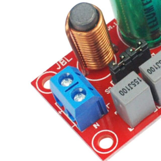 Diviseur de fréquence facile à installer haut-parleur HIFI Portable bricolage Audio accessoires sonores aigus réglables croisement maison 2 voies