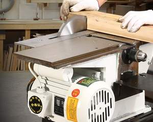 The smallest multifunctional woodworking chainsaw planer 220V 2800r and 1.3KW motor/