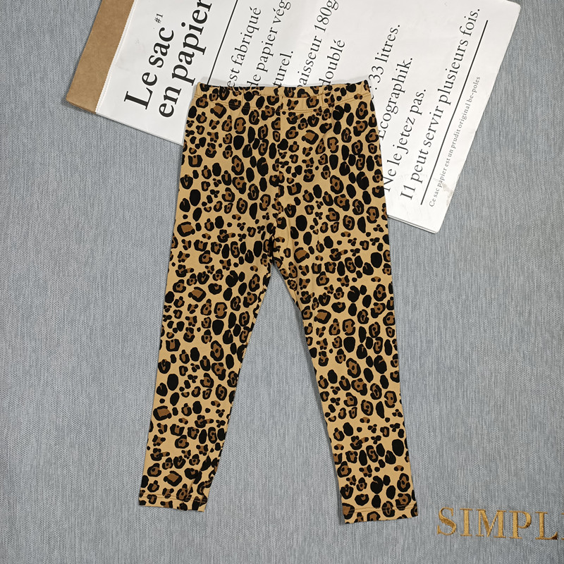 BOBOZONE Leopard PANDA SEAHORSES Dog leggings for kids boys girls 5