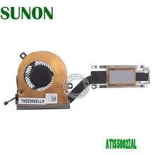 Ventilateur de dissipateur thermique pour ordinateur portable, pour Dell Latitude EG50040S1-C920-S9A 7280 7290 7380 7390 KM50T 0KM50T