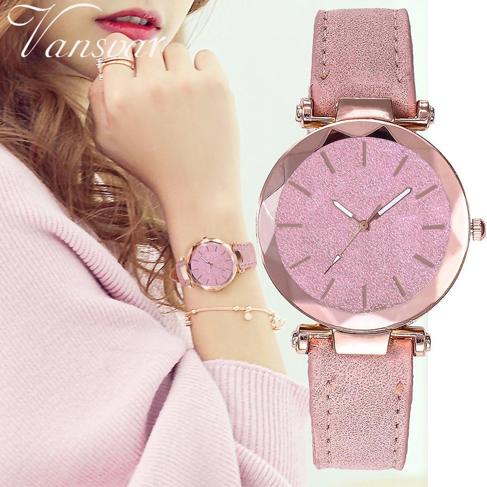 Роскошные брендовые кожаные кварцевые женские часы, женские модные часы, женские наручные часы, relogio feminino masculino Ceasuri & 50