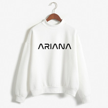 Ariana Grande Creative Cool Printed Letter-Style Fashion-Ver