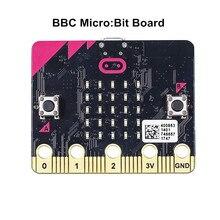 2 шт./лот BBC Micro: бит микро контроллер программируемый светодиодный микродолото доска Madecodes модули для детей программирования творческого обучения