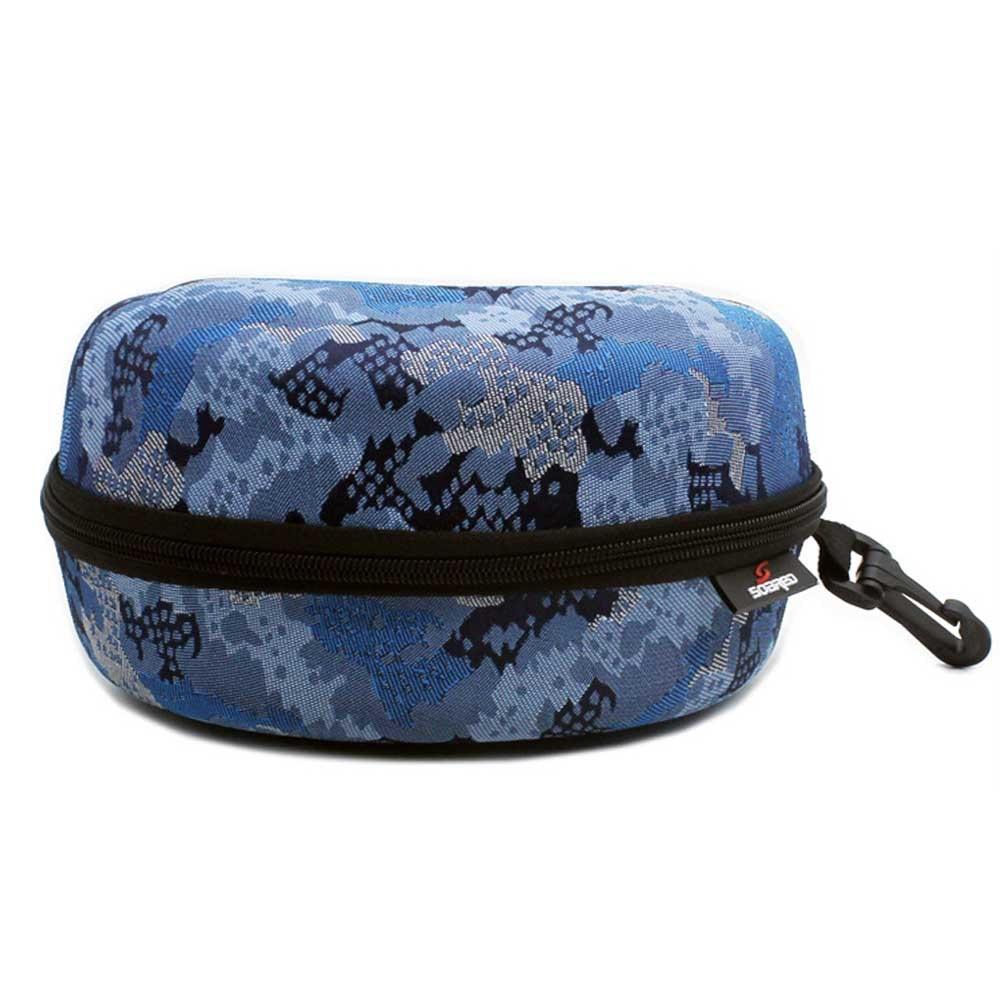 Waterproof Ski Goggle Case Pressure Resistance Hard Box Sports Carrying Winter Zipper Storage Outdoor Eyewear Protection