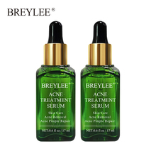 Serum Facial-Essence Acne-Treatment Face-Skin-Care BREYLEE Whitening Natural 2PCS Repairing-Pimples-Remover
