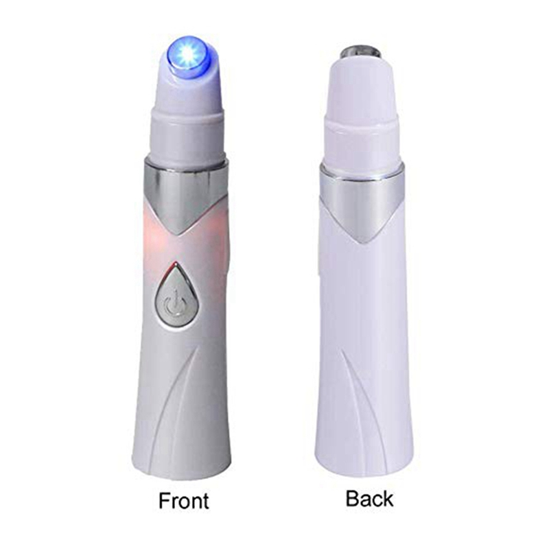 Rechargeable Blue Pointer Strong Anti Venous Varicose Facial Acne Removal Pen Treatment Machine Beauty Facial Skin Care in Facial Steamers from Home Appliances