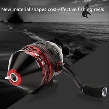 Ordinary metal rotating fishing reel fishing reel shooting slingshot left and right fly fishing tool accessories 2020