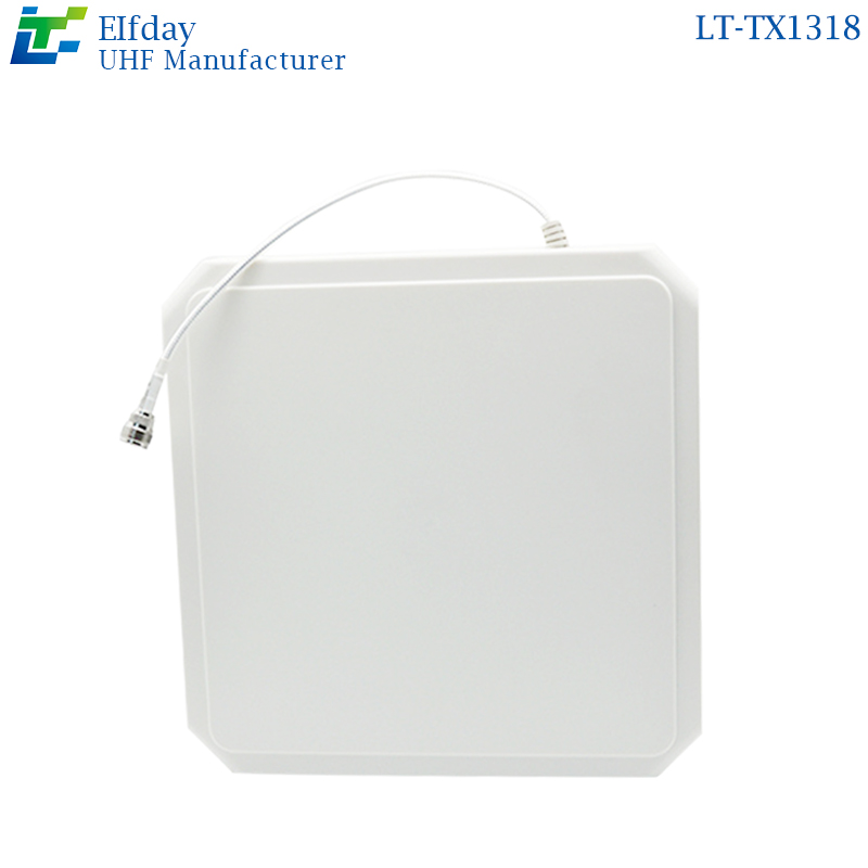 LT-TX1318 RFID6dBi UHF UHF Reader Pure Antenna Production Line File Archive 6DBI Circular Polarization