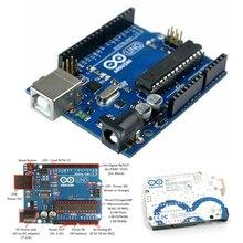 R3 Arduino Rev3 328 MEGA328P ATMEGA16U2 Compatible Board + USB Cable