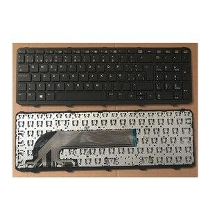 Русская/испанская клавиатура для ноутбука HP PROBOOK 450 GO 450 G1 470 455 G1 450-G1 450 G2 455 G2 470 G0 G1 G2 S15 / S17 RU/SP