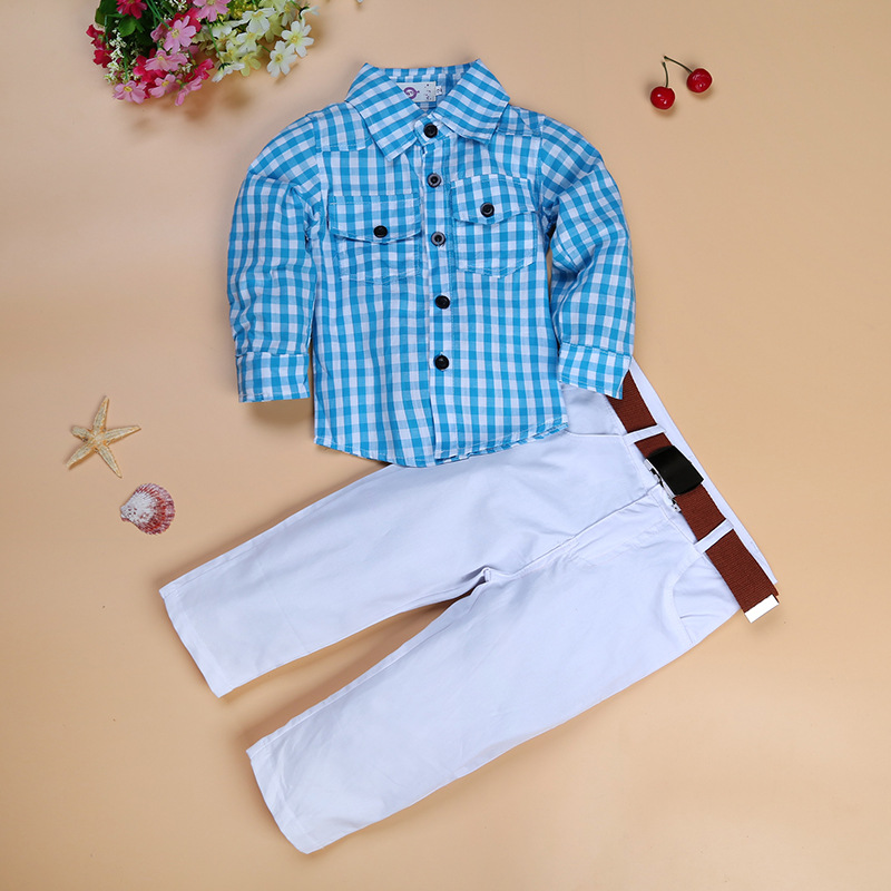 3Pcs Young Gentleman Suit