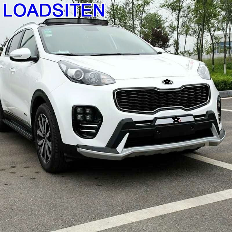 Accessory Parts Styling Decoration Modification Protector Auto Rear Diffuser Tuning Front Car Lip Bumpers FOR Kia KX5