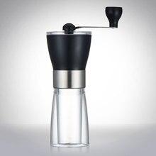 Expresso кофе машина 36 г кофе керамика нержавеющая сталь мини фрезерование для одной мельницы