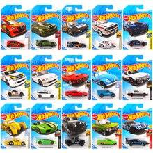 72PCS Original Hot Wheels Style 1:64 Metal Mini Model Car Kids Toys for Children Diecast Brinquedos Fast Truck Birthday Gift