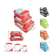 4Pcs Travel Storage Bag…